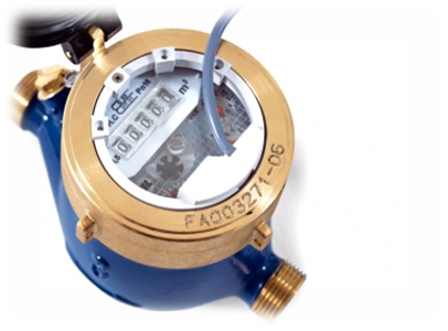 transducer for water consumption meters trans water tellink